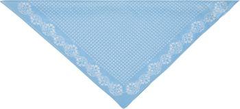 styleBREAKER Damen Dreieckstuch Baumwolle mit Blümchen Muster, Multifunktion Tuch, Halstuch, Kopftuch, Bandana 01016201 – Bild 16