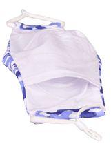 styleBREAKER Unisex Stoffmaske mit Camouflage Flecktarn Muster, Doppellagig, Wiederverwendbar, Waschbar, Community Maske 08040004 – Bild 8