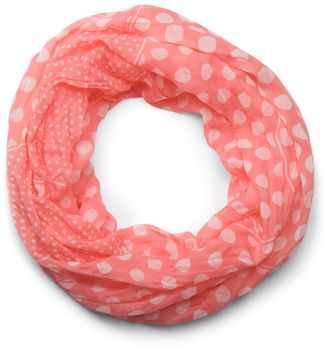 styleBREAKER light, silky polka dot pattern tube scarf, large and small dots 01016079 – Bild 10