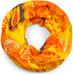 styleBREAKER Unisex Multifunktionstuch mit Paisley Blumen Muster, Schlauchtuch, Stirnband, Haarband, Kopftuch, Loop Schal 01012039