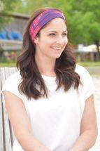 styleBREAKER Unisex Multifunktionstuch mit Paisley Blumen Muster, Schlauchtuch, Stirnband, Haarband, Kopftuch, Loop Schal 01012039 – Bild 8