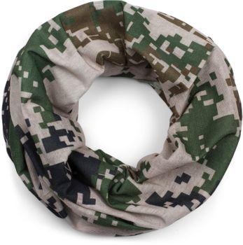 styleBREAKER Unisex Multifunktionstuch mit Motivprint, Schlauchtuch, Stirnband, Haarband, Kopftuch, Loop Schal 01012040 – Bild 17