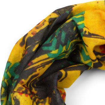 styleBREAKER Unisex Multifunktionstuch mit Motivprint, Schlauchtuch, Stirnband, Haarband, Kopftuch, Loop Schal 01012040 – Bild 8