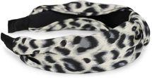 styleBREAKER Damen Haarreif mit Leoparden Animal Print Muster und Knoten, Retro Vintage Look, Haarband, Headband 04027022 – Bild 8