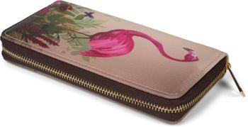 styleBREAKER Damen Geldbörse mit verschiedenen Sommerlichen Motiven, Reißverschluss, Portemonnaie 02040143 – Bild 25