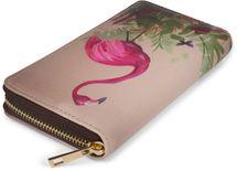 styleBREAKER Damen Geldbörse mit verschiedenen Sommerlichen Motiven, Reißverschluss, Portemonnaie 02040143 – Bild 24