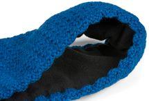 styleBREAKER Damen Stirnband in feiner Häkel Optik einfarbig, Thermo Fleece Futter, Uni Winter Headband 04026051 – Bild 20
