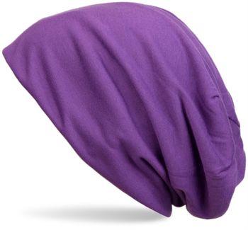 styleBREAKER klassische Slouch Beanie Mütze, leicht und weich, Longbeanie, Unisex 04024018 – Bild 2