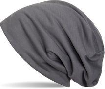 styleBREAKER klassische Slouch Beanie Mütze, leicht und weich, Longbeanie, Unisex 04024018 – Bild 17