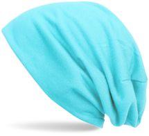 styleBREAKER klassische Slouch Beanie Mütze, leicht und weich, Longbeanie, Unisex 04024018 – Bild 7