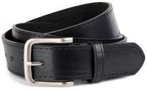 styleBREAKER leather belt in wide design, shortened 03010035 – Bild 3