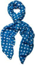 styleBREAKER Punkte Muster Schal, Tuch 01016061 – Bild 1