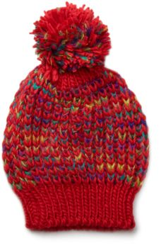 styleBREAKER scarf and hat combo set, colorful chunky knit tube scarf and knitting beanie, unisex 01018201 – Bild 6