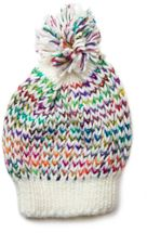 styleBREAKER scarf and hat combo set, colorful chunky knit tube scarf and knitting beanie, unisex 01018201 – Bild 14