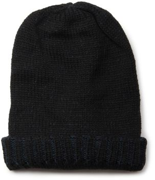 styleBREAKER scarf and hat combo set, unisex knitted loop tube scarf with casual knit slouch beanie hat 01018203 – Bild 6