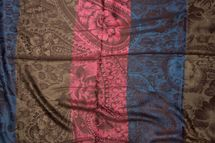 styleBREAKER flowers, hibiscus blossoms, paisley pattern, tube scarf, warm and soft quality, shawl, women 01018058 – Bild 14