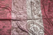 styleBREAKER flowers, hibiscus blossoms, paisley pattern, loop tube scarf, warm and soft quality 01018058 – Bild 12