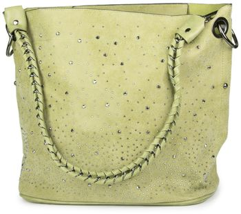 styleBREAKER handbags set with rhinestone transfer in the starry sky design, women 02012013 – Bild 37