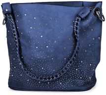 styleBREAKER handbags set with rhinestone transfer in the starry sky design, women 02012013 – Bild 21