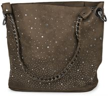 styleBREAKER handbags set with rhinestone transfer in the starry sky design, women 02012013 – Bild 78