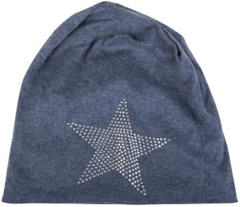 styleBREAKER warm beanie hat with star rhinestone application, unisex 04024023 – Bild 40