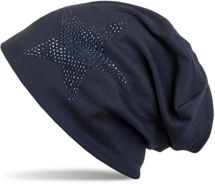 styleBREAKER warm beanie hat with star rhinestone application, unisex 04024023 – Bild 19