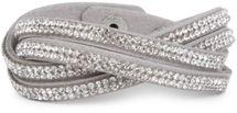 styleBREAKER weiches Strass Armband, eleganter Armschmuck mit Strassteinen, Wickelarmband, 2x2-Reihig, Damen 05040004 – Bild 31