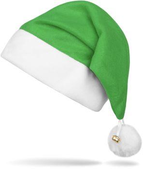 styleBREAKER classic christmas hat with pompom and bell, santa hat, beanie hat with pom-pom, unisex 04024028 – Bild 2