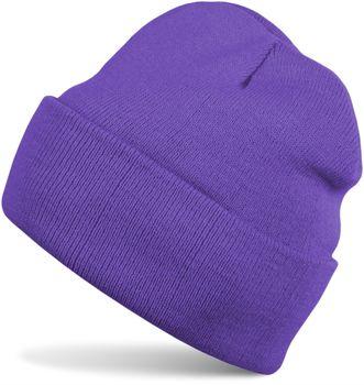 styleBREAKER classic beanie knit hat, warm fine knit hat, unisex 04024029 – Bild 13