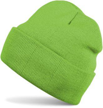 styleBREAKER classic beanie knit hat, warm fine knit hat, unisex 04024029 – Bild 5