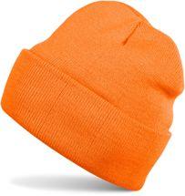 styleBREAKER Unisex warme Beanie Strickmütze, Feinstrick Mütze doppelt gestrickt, Winter 04024029 – Bild 14