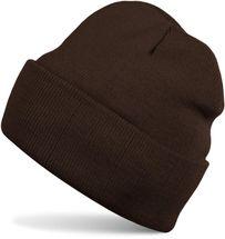 styleBREAKER Unisex warme Beanie Strickmütze, Feinstrick Mütze doppelt gestrickt, Winter 04024029 – Bild 22