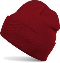styleBREAKER Unisex warme Beanie Strickmütze, Feinstrick Mütze doppelt gestrickt, Winter 04024029 – Bild 19