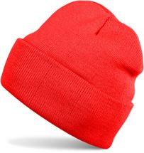 styleBREAKER children beanie knit hat, warm fine knit hat, unisex 04024030 – Bild 6