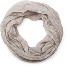 styleBREAKER star pattern loop tube scarf, silky and light, women 01016088 – Bild 19