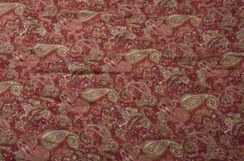 styleBREAKER tube scarf snood with an ornamental Indian-style Paisley pattern, 01016089 – Bild 12
