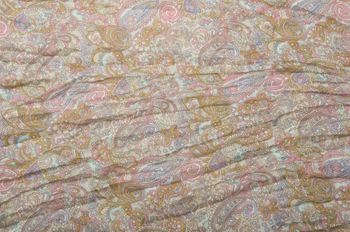 styleBREAKER tube scarf snood with an ornamental Indian-style Paisley pattern, 01016089 – Bild 22