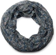 styleBREAKER tube scarf snood with an ornamental Indian-style Paisley pattern, 01016089 – Bild 13