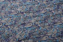 styleBREAKER Indian Style Paisley Muster Loop Schlauchschal, seidig leicht, Unisex 01016089 – Bild 18