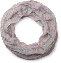 styleBREAKER Indian Style Paisley Muster Loop Schlauchschal, seidig leicht, Unisex 01016089 – Bild 23