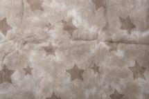 styleBREAKER crinkled vintage design star pattern loop tube scarf, unisex 01016095 – Bild 13