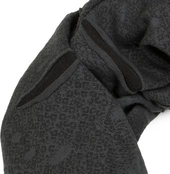 styleBREAKER tube scarf snood in a vintage worn, used look, unisex 01018078 – Bild 13