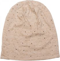 styleBREAKER noble beanie hat with rhinestone rivet application, unisex 04024037 – Bild 42