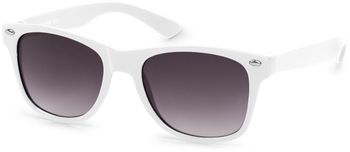 styleBREAKER Kinder Sonnenbrille, klassiches Retro, Nerd Design 09020056 – Bild 10