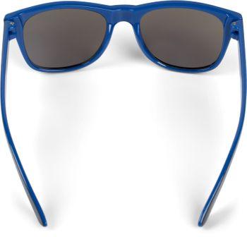 styleBREAKER Kinder Nerd Sonnenbrille mit Kunststoff Rahmen und Polycarbonat Gläsern, klassiches Retro Design 09020056 – Bild 20