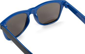 styleBREAKER Kinder Nerd Sonnenbrille mit Kunststoff Rahmen und Polycarbonat Gläsern, klassiches Retro Design 09020056 – Bild 21