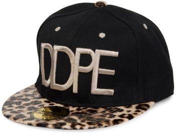 """styleBREAKER Snapback Cap """"DDPE"""" im Leo Design mit Schlangen Prägung, Baseball Cap, verstellbar, Unisex 04023034 – Bild 1"""