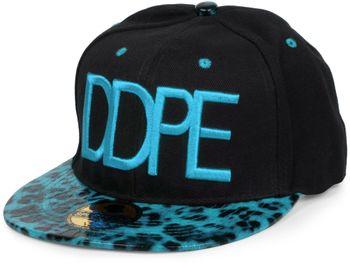 """styleBREAKER Snapback Cap """"DDPE"""" im Leo Design mit Schlangen Prägung, Baseball Cap, verstellbar, Unisex 04023034 – Bild 4"""