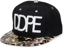 """styleBREAKER Snapback Cap """"DDPE"""" im Leo Design mit Schlangen Prägung, Baseball Cap, verstellbar, Unisex 04023034 – Bild 2"""