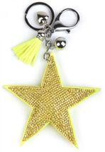 styleBREAKER soft glittering star keyring with rhinestones, women 05050005 – Bild 9
